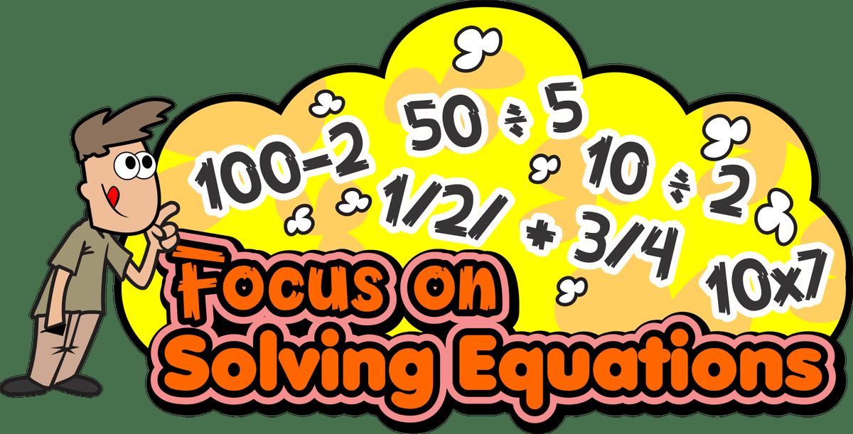 Multiplication algebraic equation