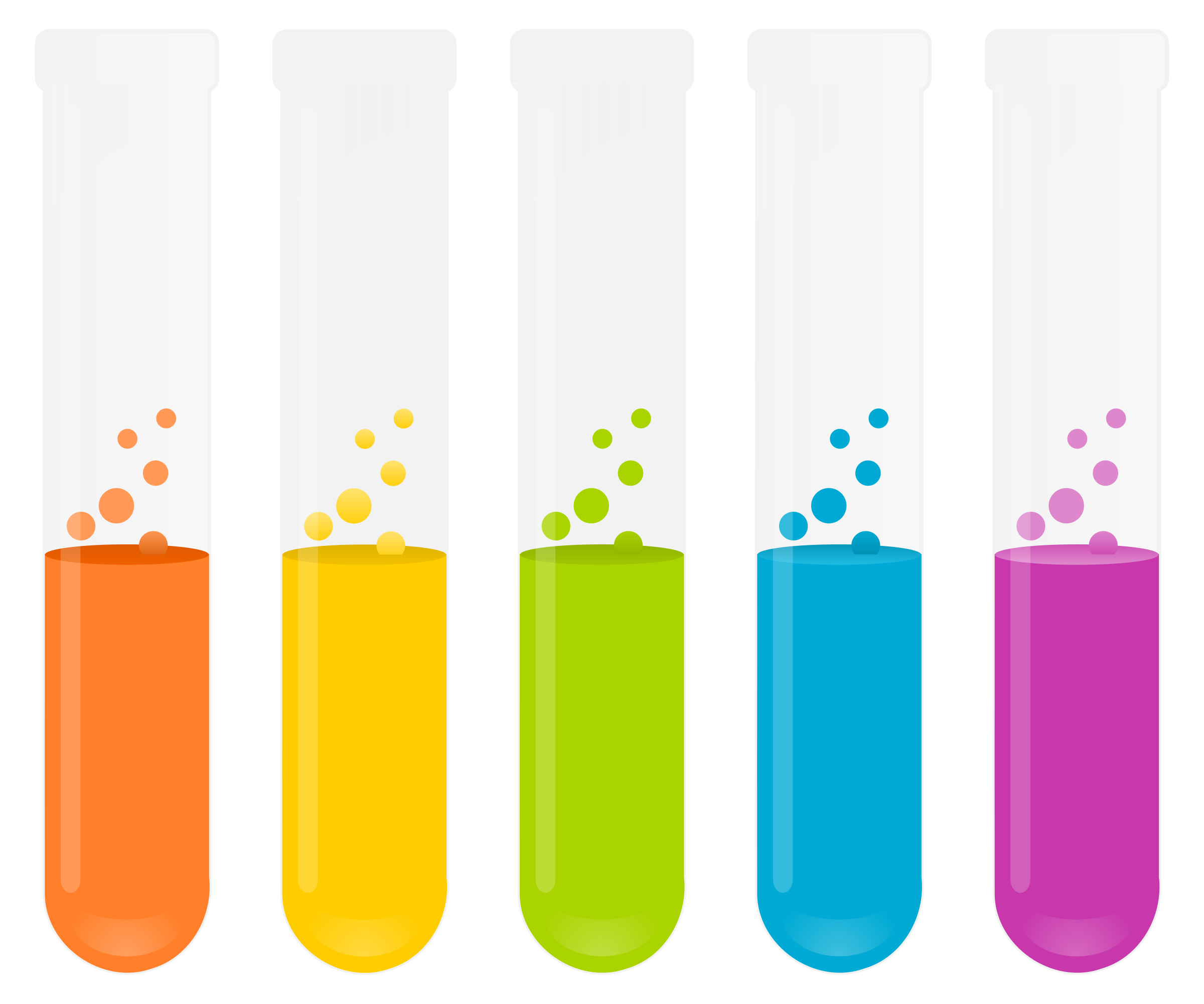 Test tubes by i. Galaxy clipart kindergarten science