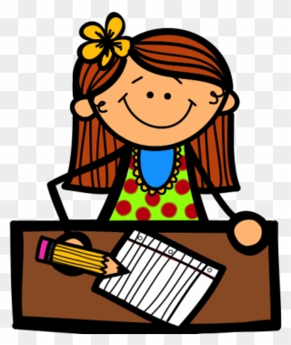 Write png download . Focus clipart female writer