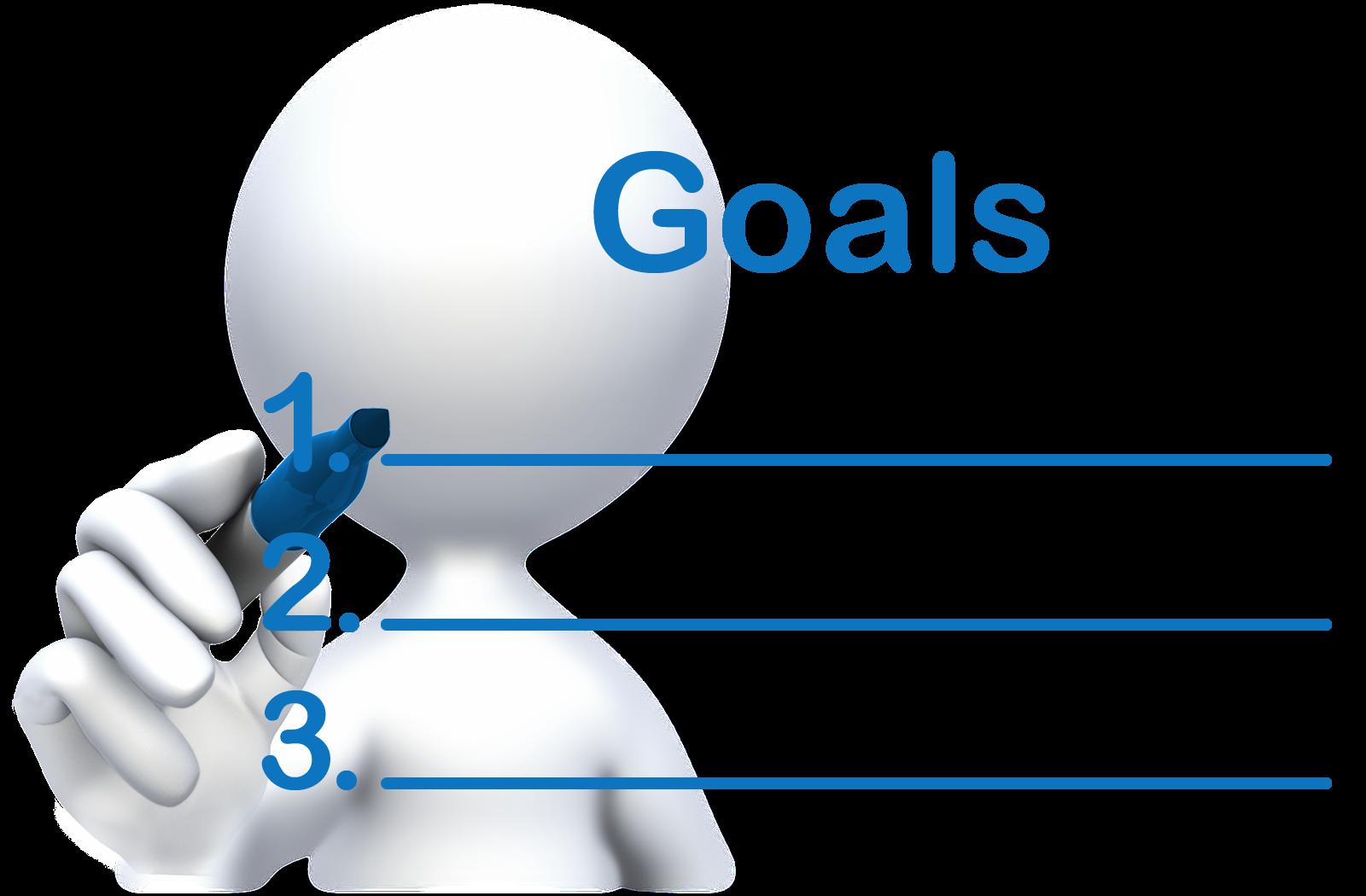 Statistics clipart leader. Focalpoint goals that are