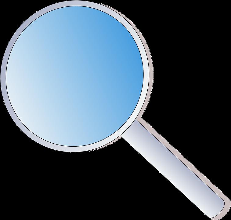 Magnification cliparts shop of. Focus clipart magnifier