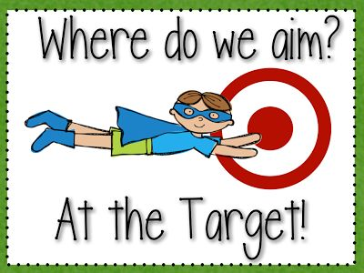 Free objectives cliparts download. Goals clipart learning