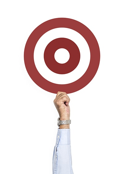 Download for free png. Focus clipart population target