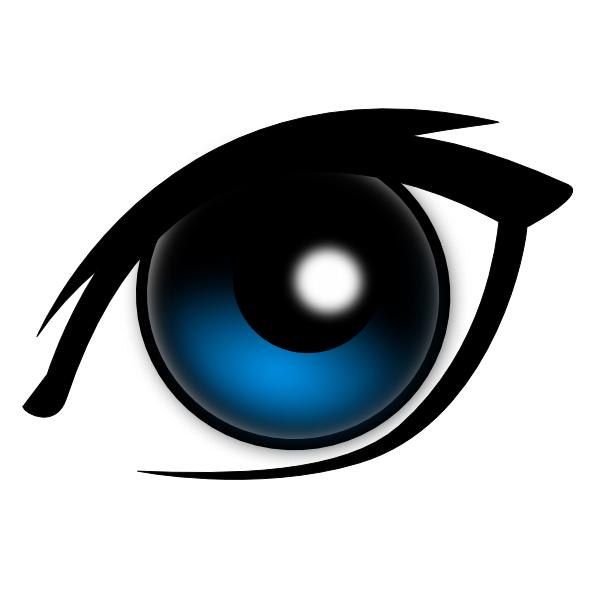 Focus clipart spying eye, Focus spying eye Transparent ...