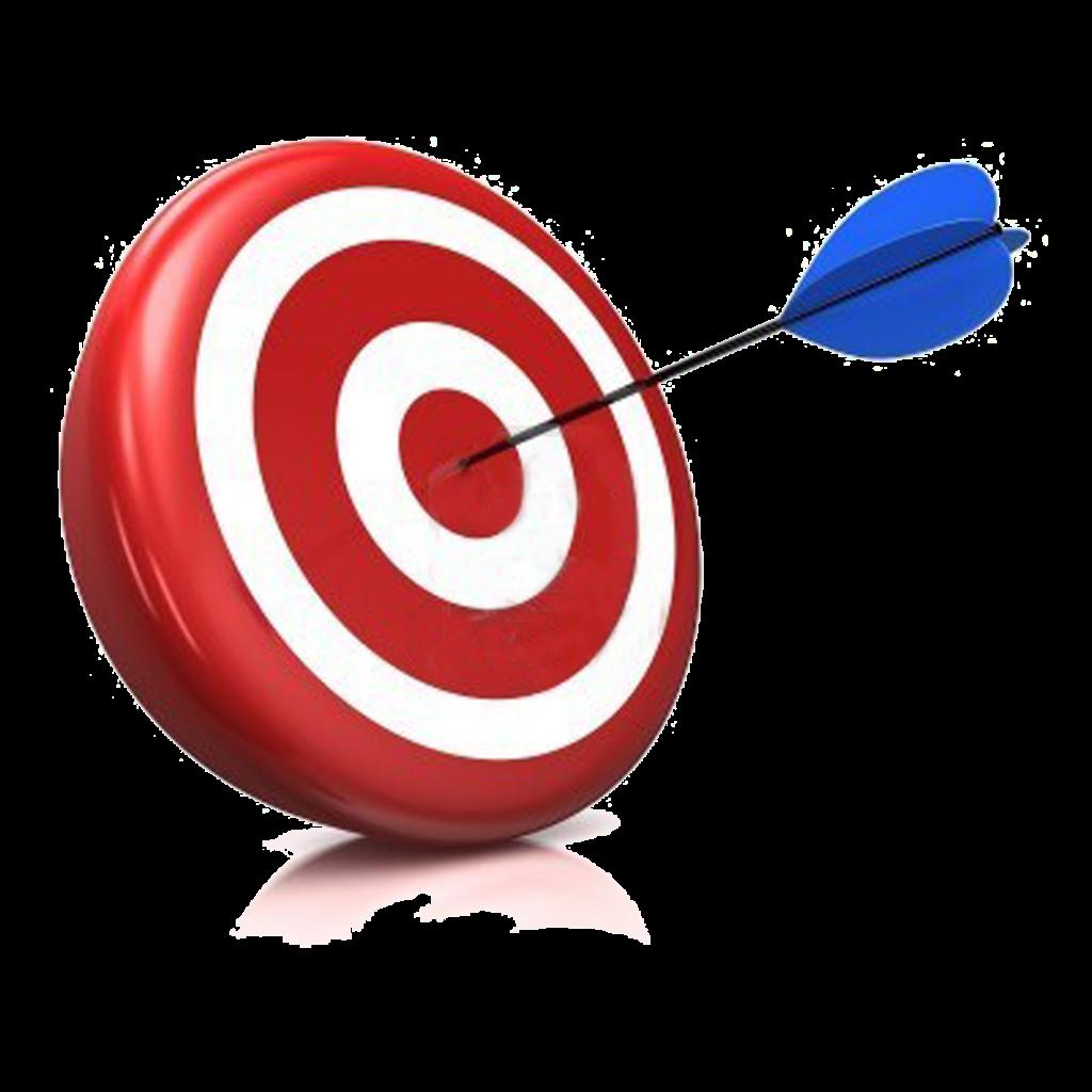 Focus clipart target arrow. Assessment and data csmith