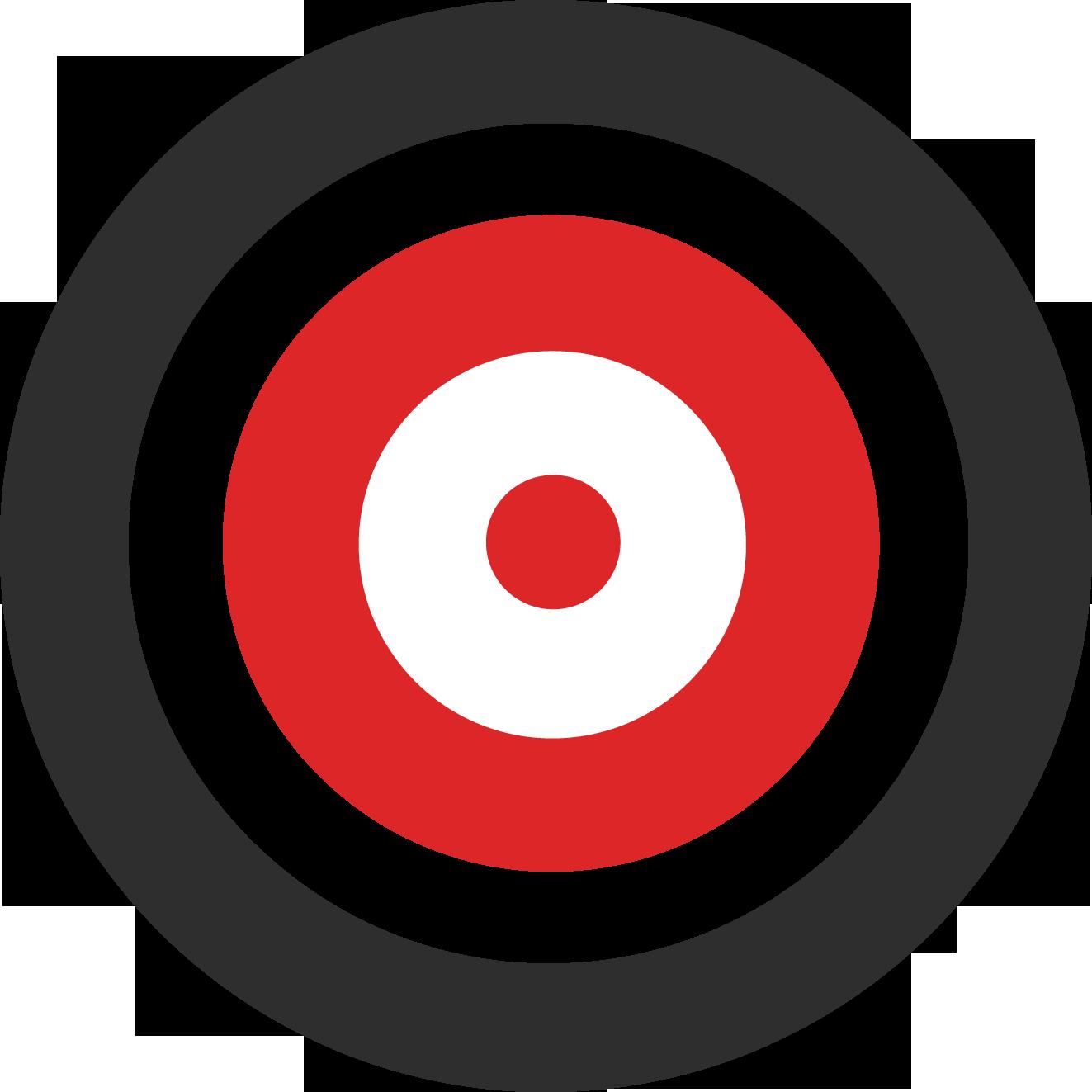 Focus clipart target arrow. Symbol arrows academy zone