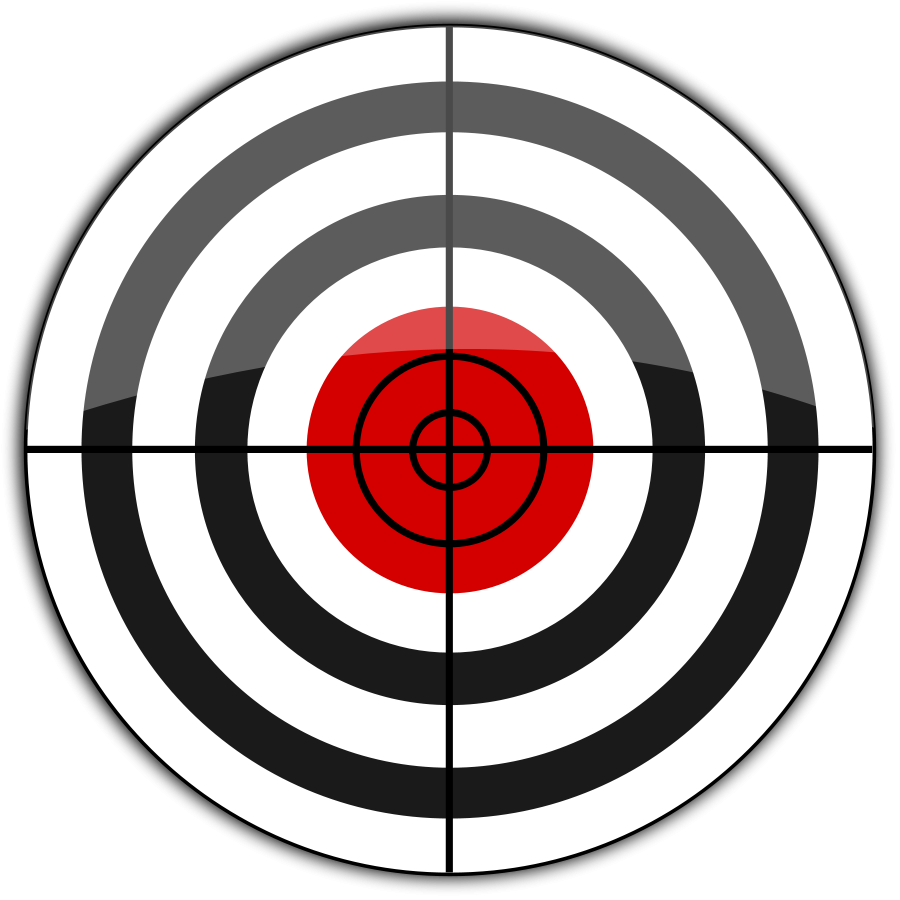 Hunting clipart sniper. Target panda free images