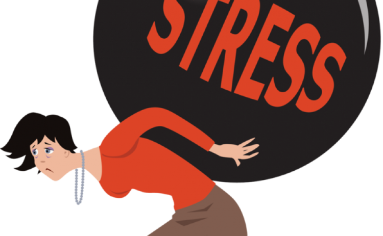 Focus clipart tension. Use stress to your