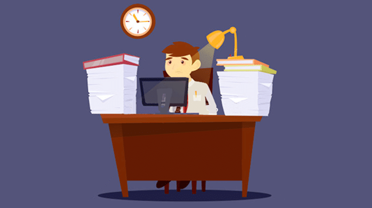Focus clipart workplace. Productivity tips that don