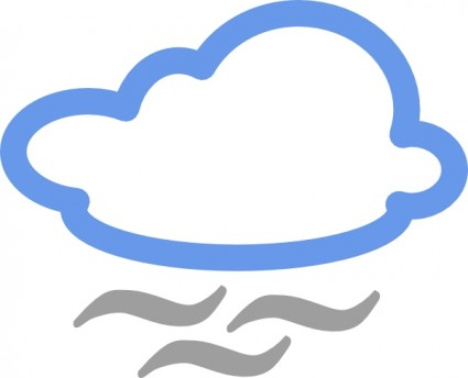 Fog clipart. Weather