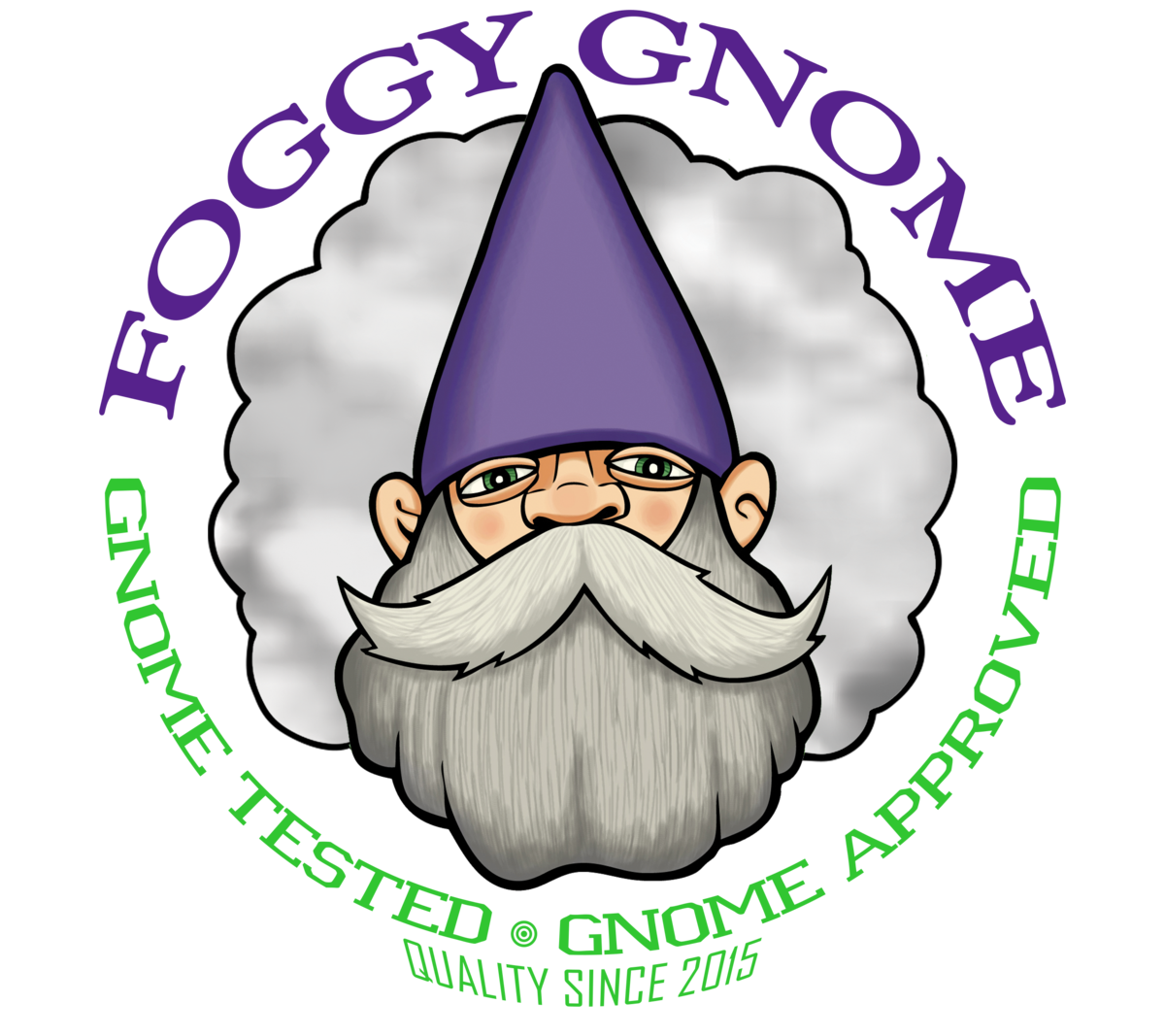 About us foggy gnome. Fog clipart forest