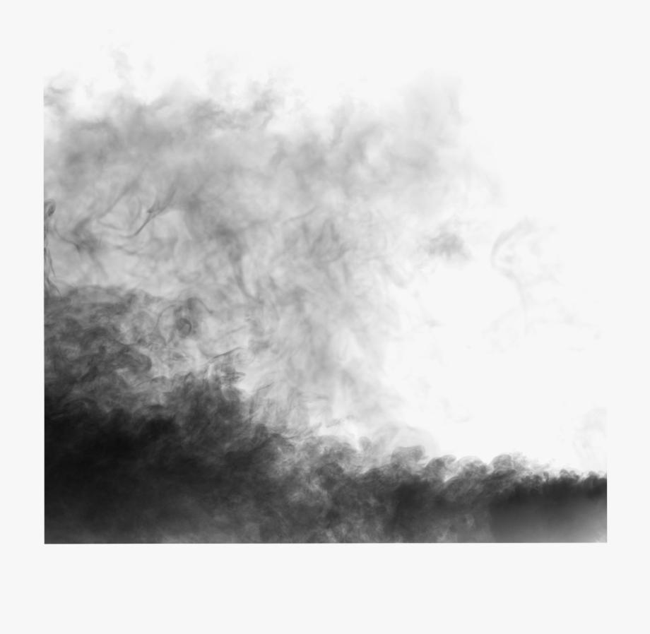 Fog clipart mist. Ftestickers overlay smoke black