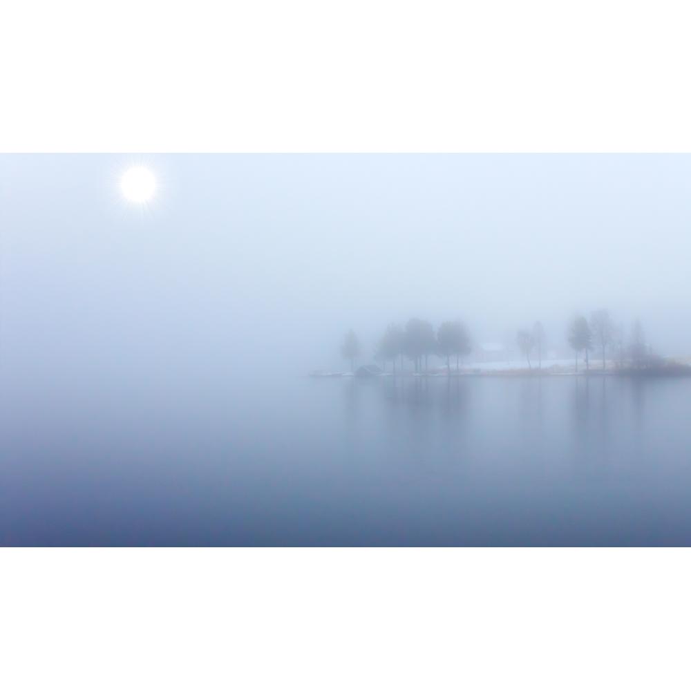 Lake k www cinnamon. Fog clipart misty