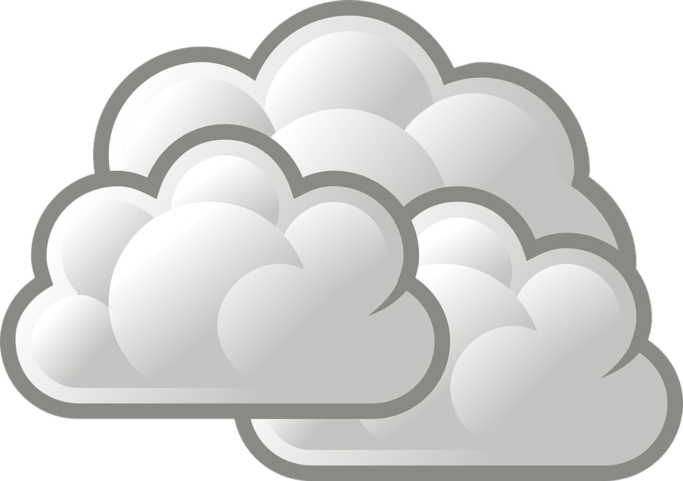 Cloudy clipart wather.  collection of weather