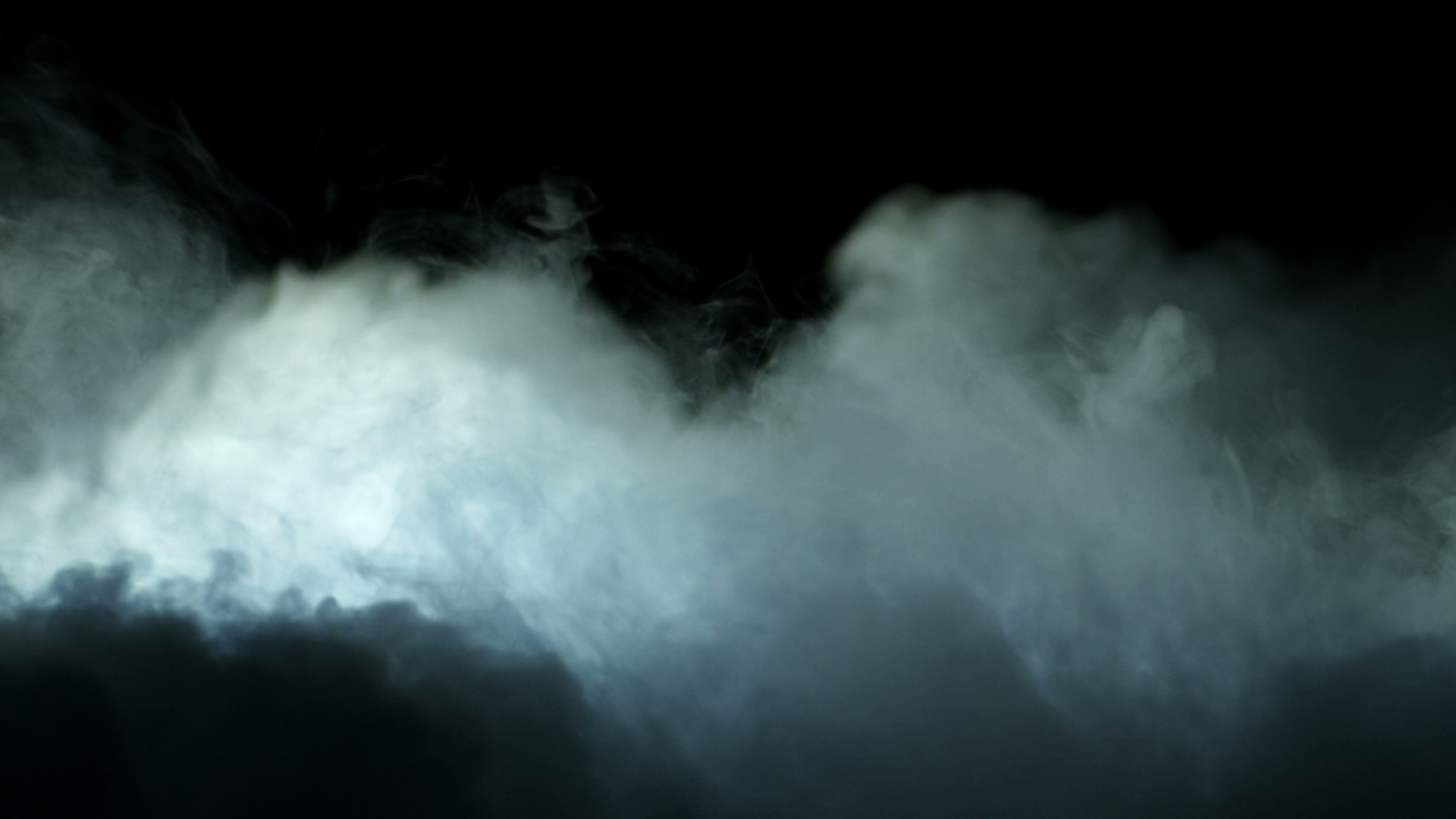 Dry ice clouds overlay. Fog clipart realistic smoke