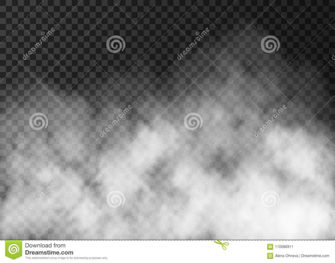 Fog clipart realistic smoke. White texture on transparent