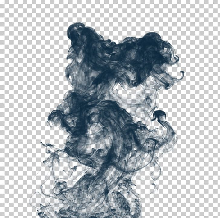 Png art black and. Fog clipart smoke