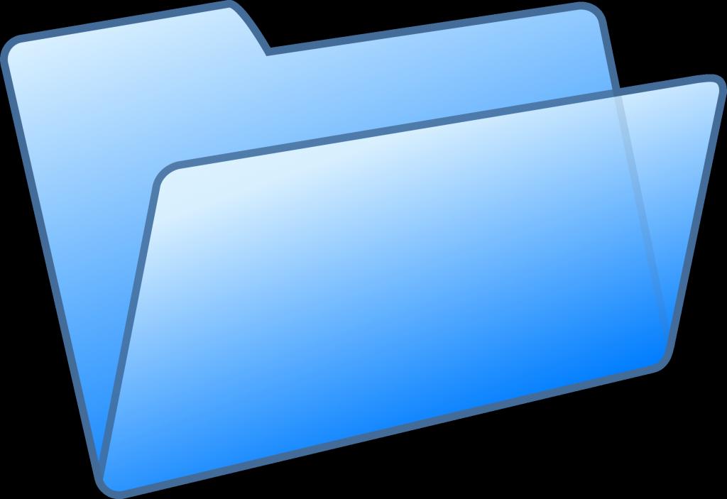How to create an. Secret clipart folder