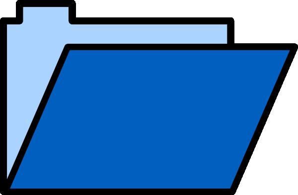 Folders free download best. Folder clipart blue folder