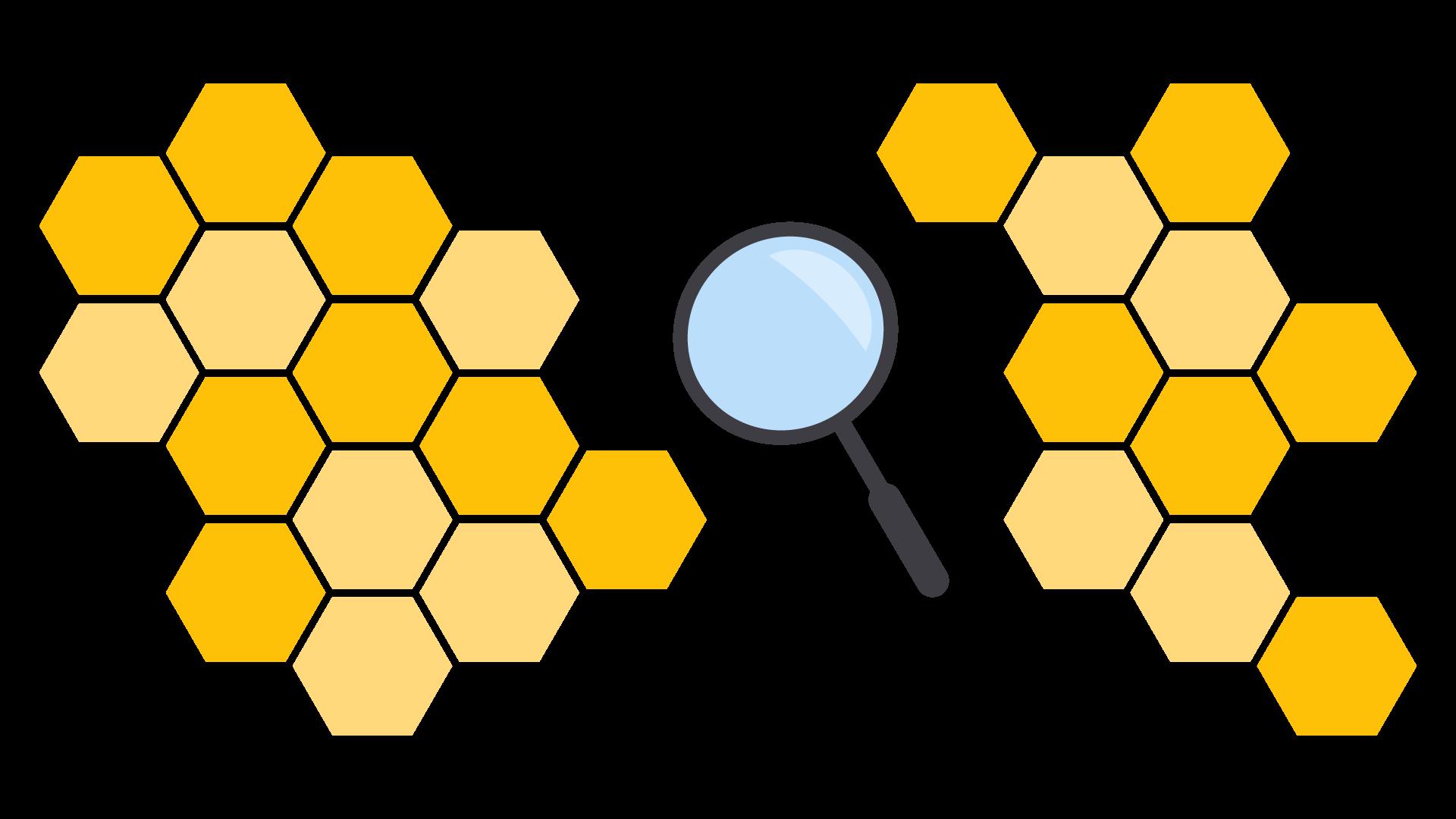 Writing a hive udf. Honeycomb clipart single