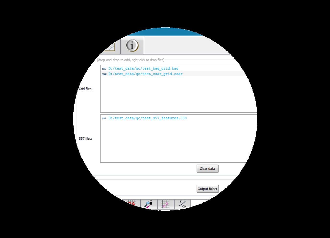 Qc tools features. Folder clipart classification