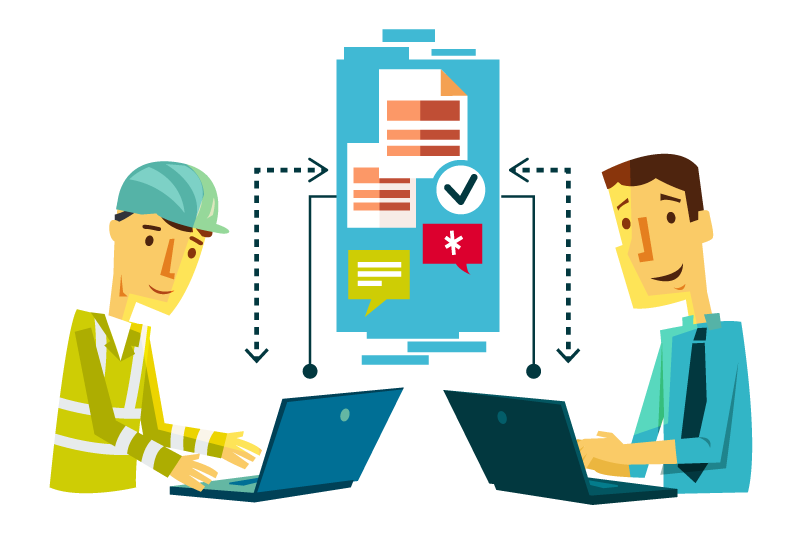 Interaxo api allows systems. Folder clipart daily work