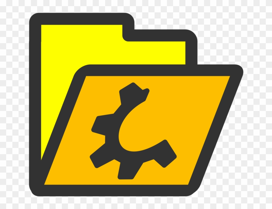 Folder clipart directory. Computer icons document open