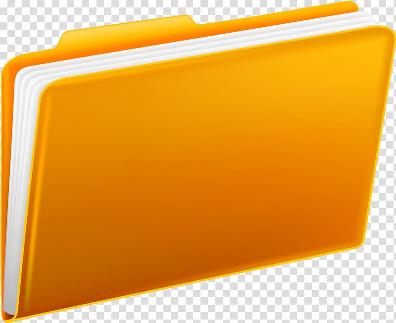 Folder clipart directory. Computer file transparent background