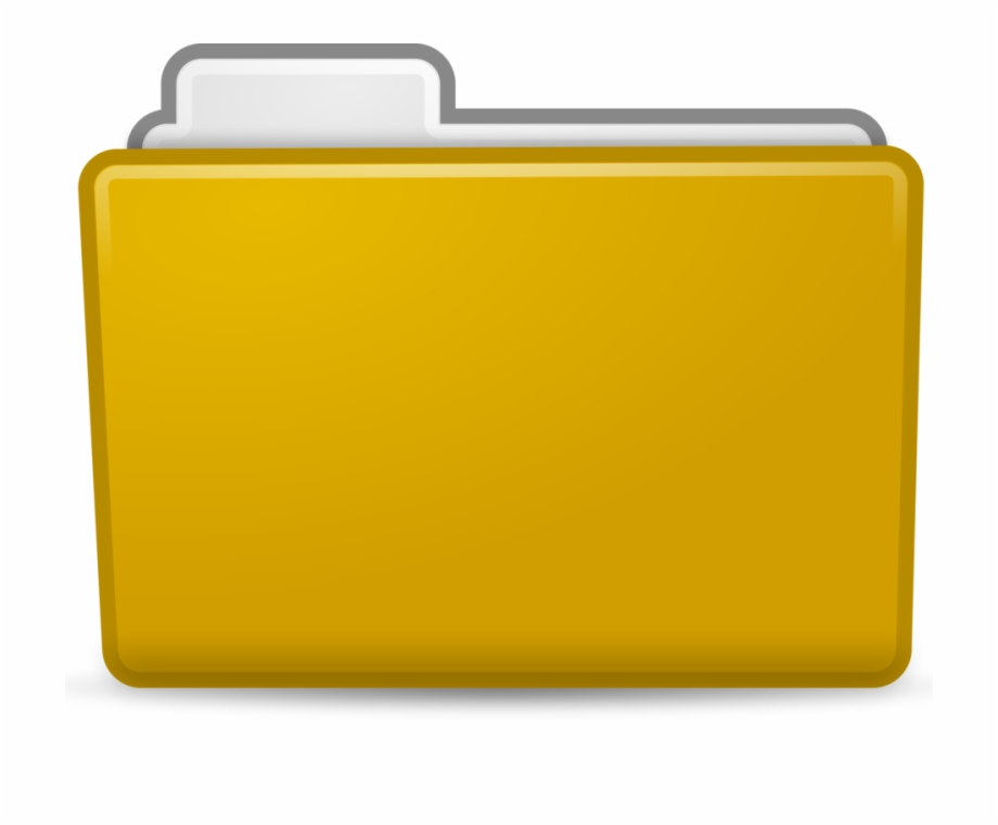 Folder clipart document folder. Computer icons directory icon