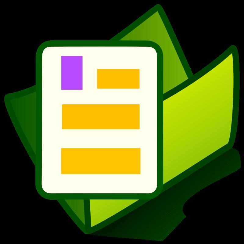 Folder clipart documentation. Document free download best