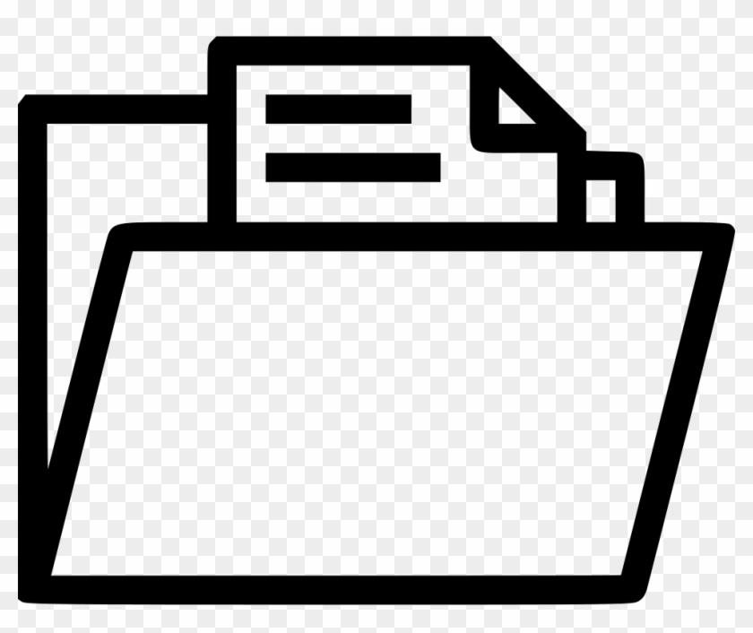 File data document study. Folder clipart documentation