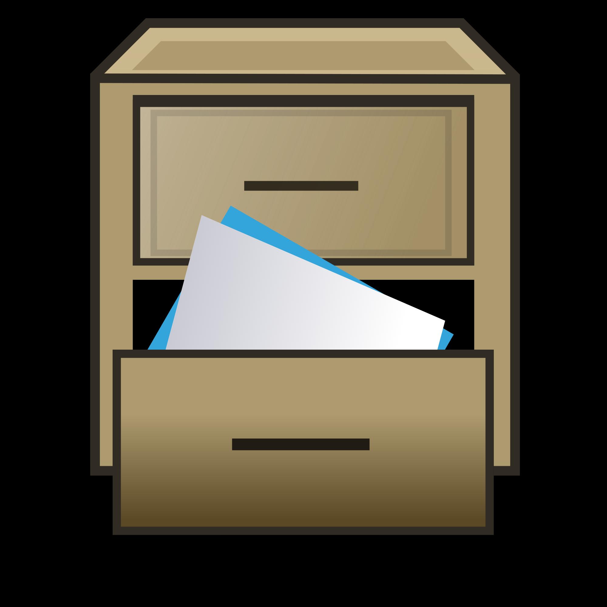 File cabinets clip art. Furniture clipart cupboard