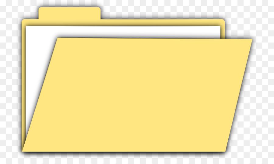 Folder clipart file system. Paper background png download