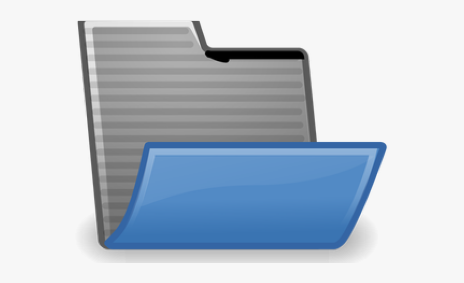 Folder clipart file system. Directory cliparts cartoons