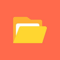 Open icon shop download. Folder clipart flat