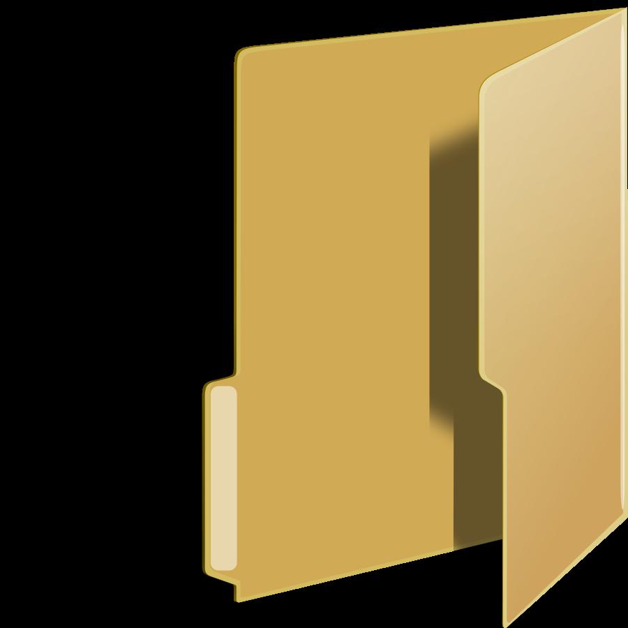 Clip art file simple. Folder clipart folder manila
