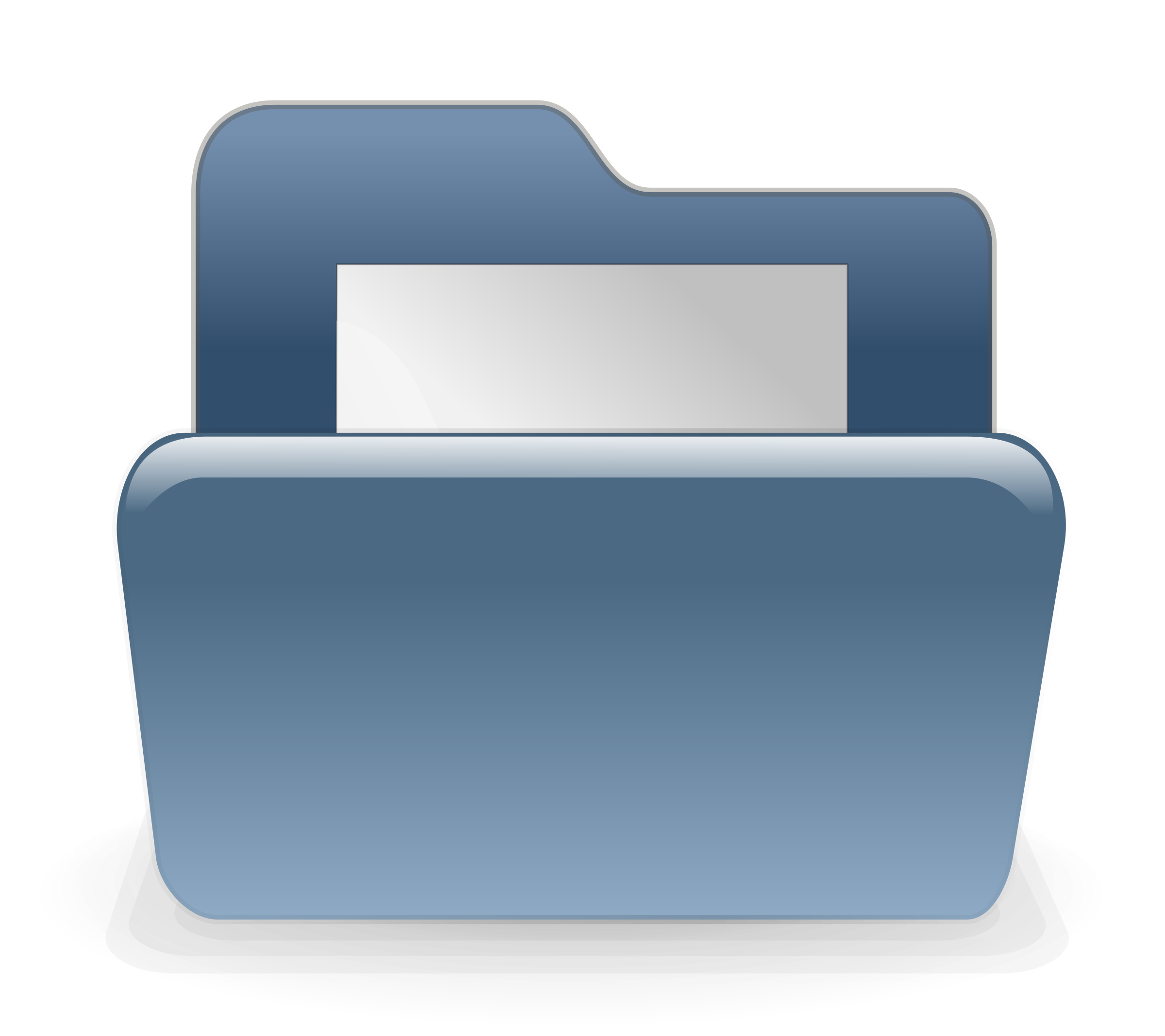 Directory home big image. Folder clipart office material