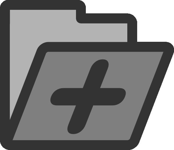 Folder clipart row. Add clip art at
