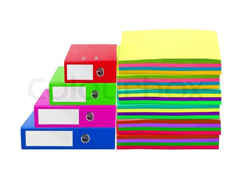 Of office folders and. Folder clipart stack folder