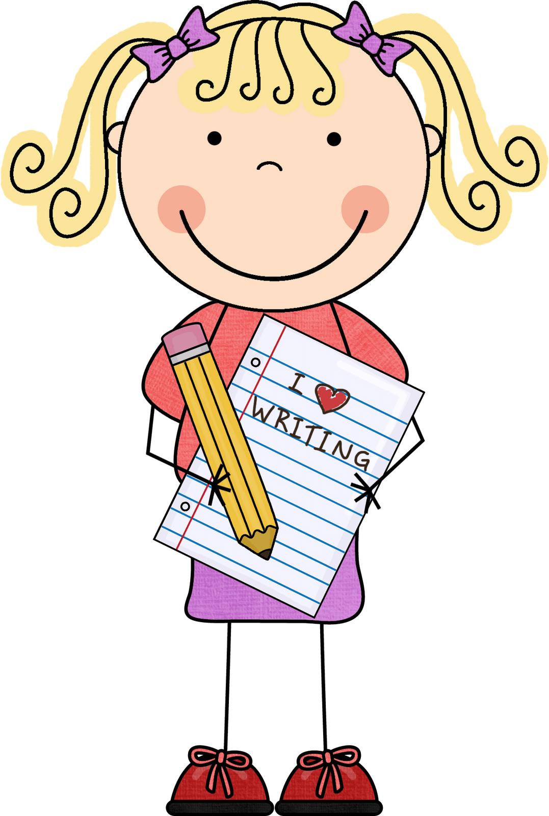 Folder clipart student profile. Students writing free download