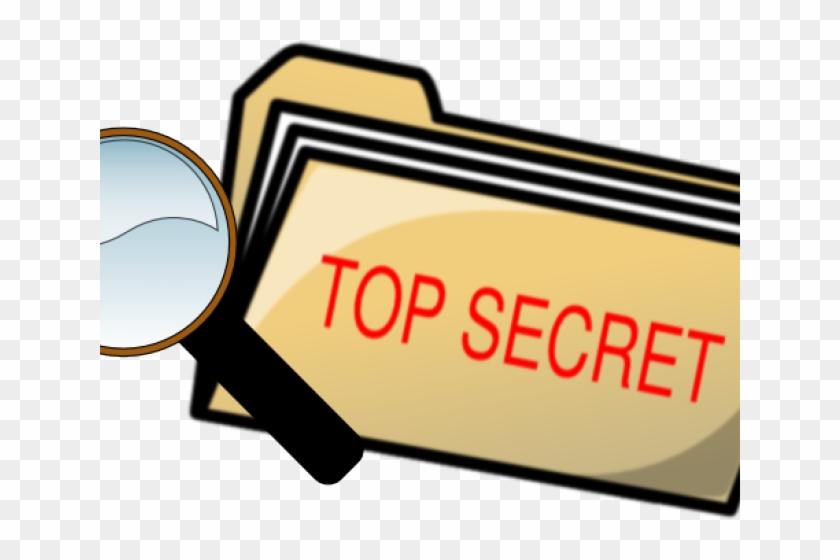 Mission top secret folder. Missions clipart clip art