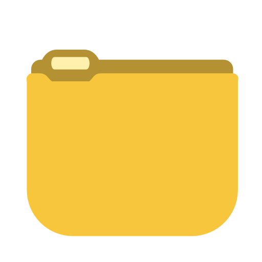 Squareplex by cornmanthe rd. Folder icon png