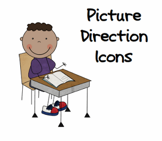 Organized clipart instruction. Free follow directions cliparts