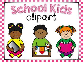 Follow directions clipart teacher. School kids