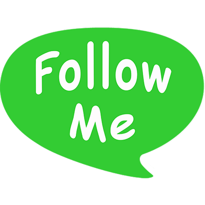Follow me on twitter png. Bike tours followmebicycle