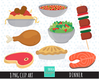 Dinner clipart food clip art.  sale meat chicken