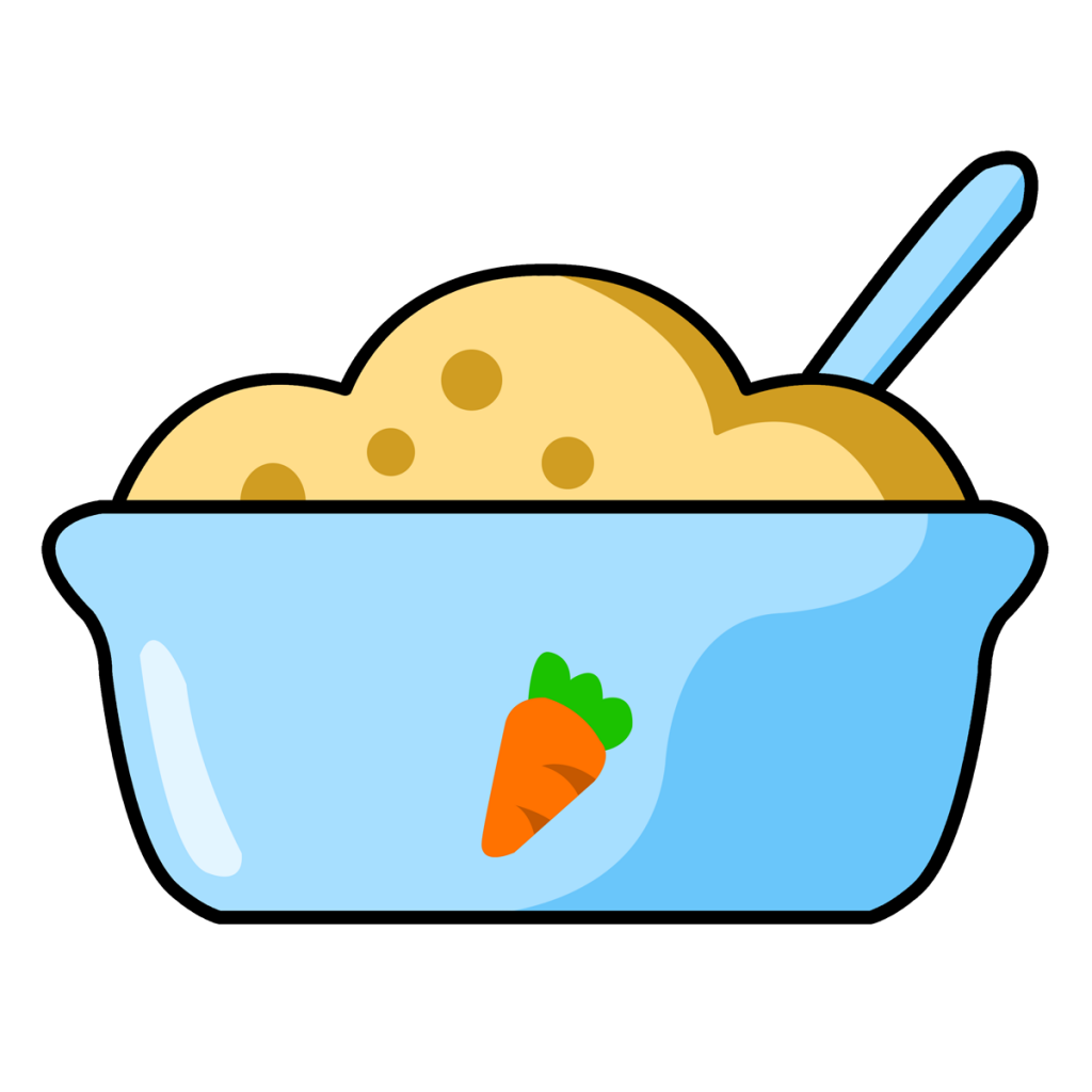 Food clipart baby. Can free canned quinoa