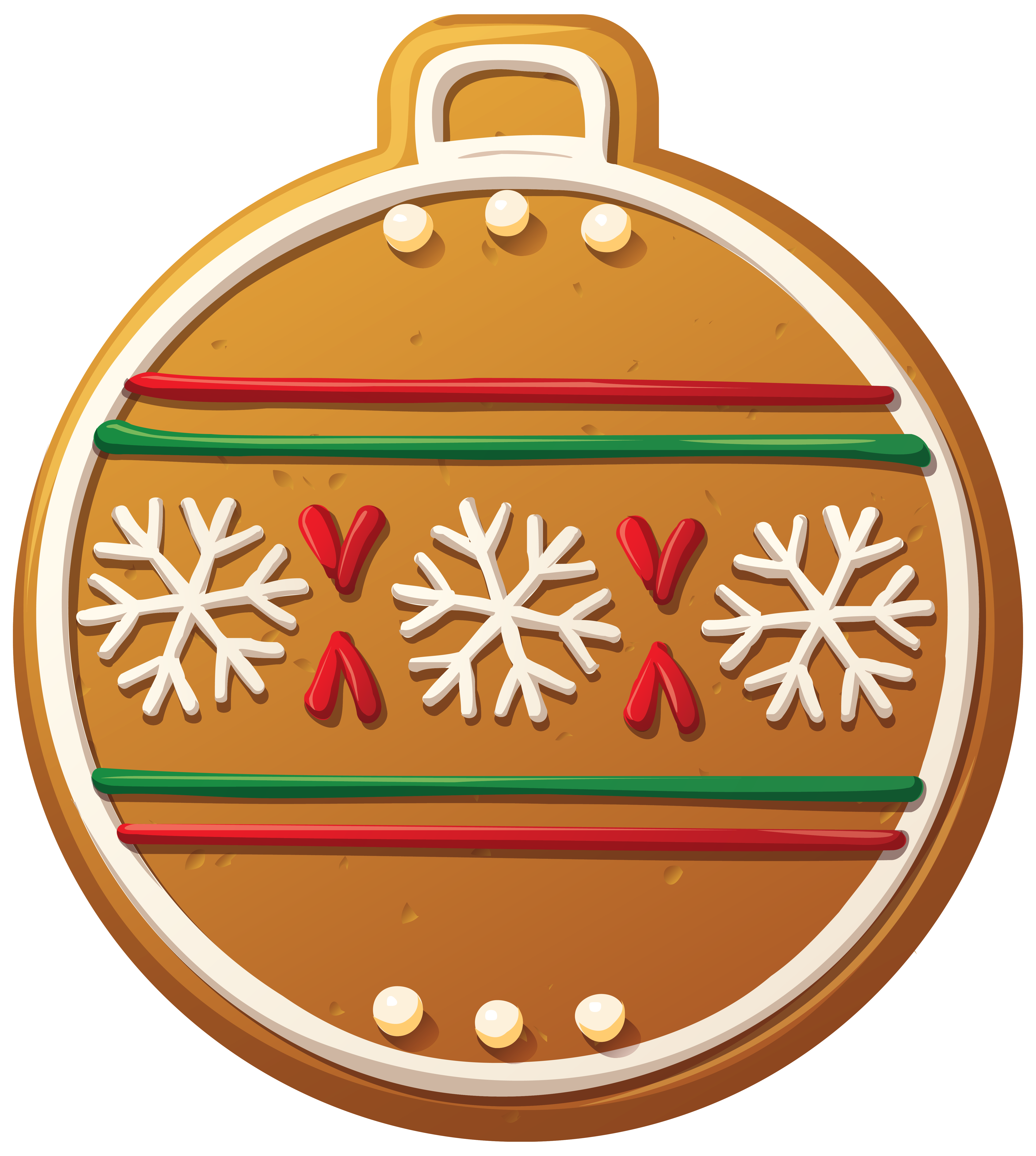 Gingerbread clipart christmas tree. Ball ornament png clip