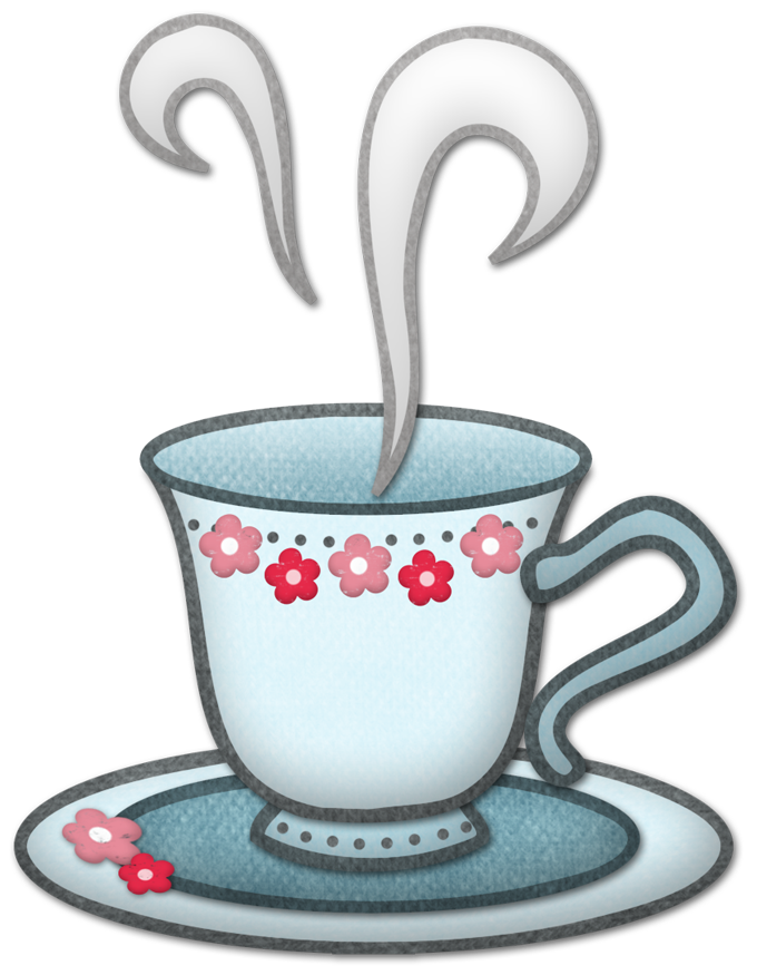 Ch b afternoon giggles. Food clipart cafe