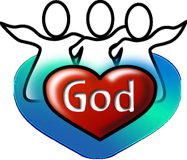Fellowship group cbc fhm. God clipart heart